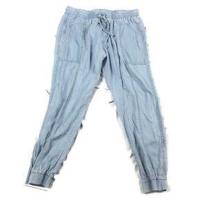 🌹Cotton On Light Blue Jogger Pants Sz Medium